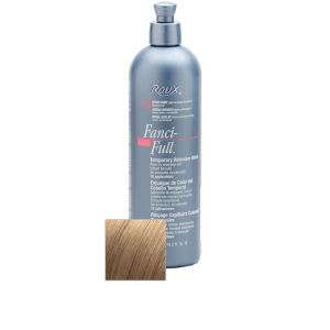 roux fanci-full temporary hair color rinse #18 spun sand