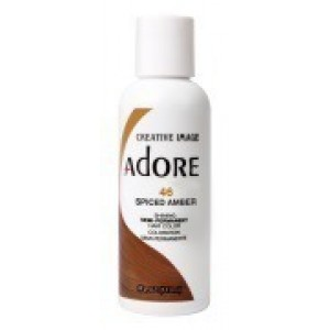 adore semi permanent hair color #46 spiced amber
