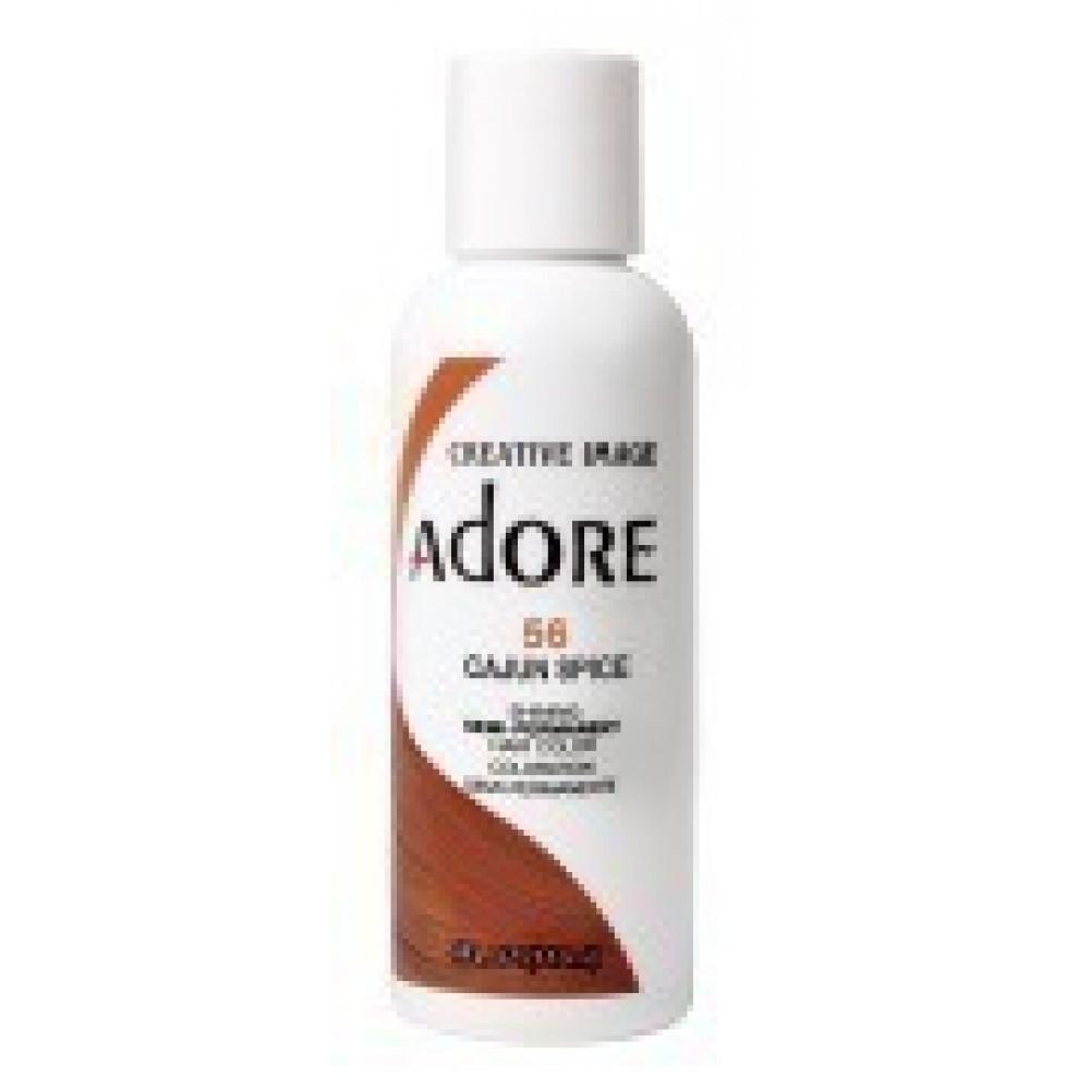 Adore Semi Permanent Hair Color 56 Cajun Spice