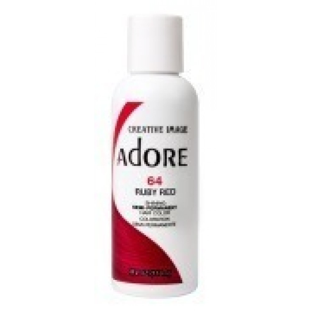 Adore Semi Permanent Hair Color 64 Ruby Red