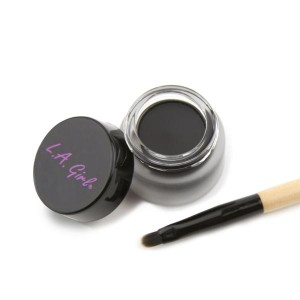 L.a Girl Gel Liner Kit Black Gel722