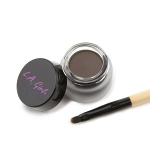 L.a Girl Gel Liner Kit Dark Brown Gel723