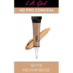 La Girl Pro Conceal Gc978 Medium Beige
