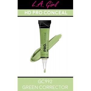 La Girl Pro Conceal Gc992 Green Corrector