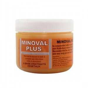 Minoval Plus Hair Treament 4 Oz