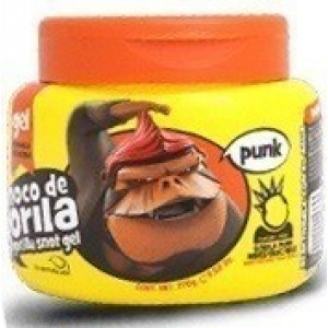Moco De Gorila Punk Style Hair Gel Extreme Hold  9.52 Oz