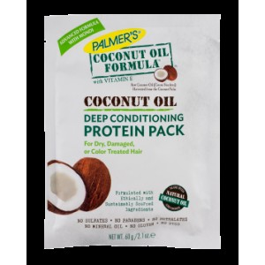 Palmers Coconut Oil Formula Deep Conditioning Protein Pack 1 Oz