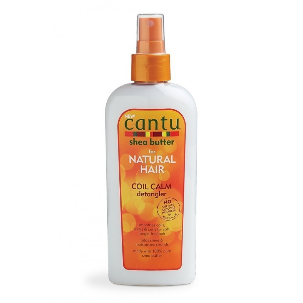 Cantu Shea Butter Natural Hair Coil Calm Detangler