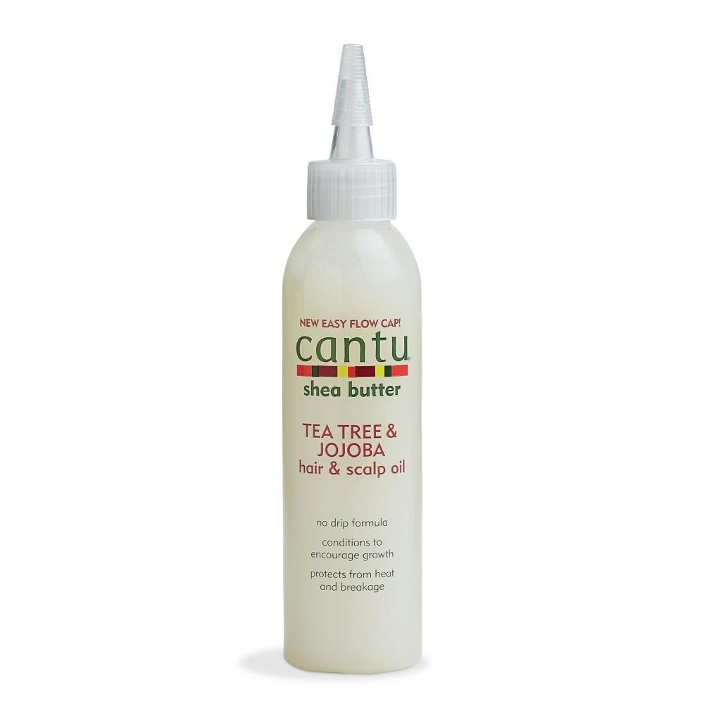Cantu Shea Butter Tea Tree & Jojoba Hair & Scalp Oil