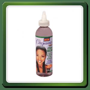 Africa's Best Organics Olive Oil Itch Relief Cornrow & Braid Scalp Remedy 6 Oz