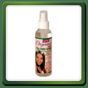 africa's best organics olive oil tea-tree shine strengthening hair polish