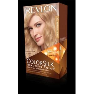 revlon colorsilk beautiful color permanent hair #75 warm golden blonde