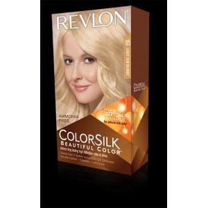 revlon colorsilk beautiful color permanent hair #95 light sun blonde