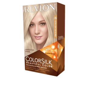revlon colorsilk beautiful color permanent hair #05 ultra light ash blonde