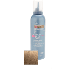 roux fanci-full color stying mousse #18 spun sand