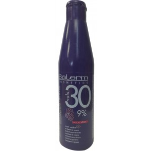 Salerm Cosmetics Hair Color Developer 30v 8.1oz