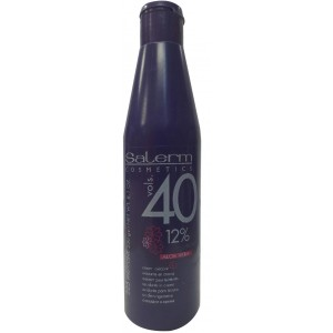Salerm Cosmetics Hair Color Developer 40v  8.1 Oz