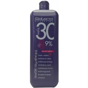 Salerm Cosmetics Hair Color Developer 30v 36 Oz