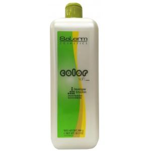 Salerm Cosmetics Color Soft Developer 35.1 Oz
