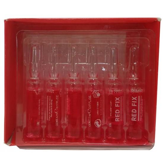 Salerm Red Fix 12 Ampules 5ml