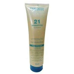 Salerm Cosmetics 21 Shampoo Silk Protein 300ml