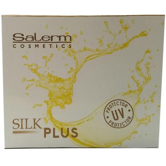 Salerm Silk Slus 12 Phials Of .17 Fl.oz