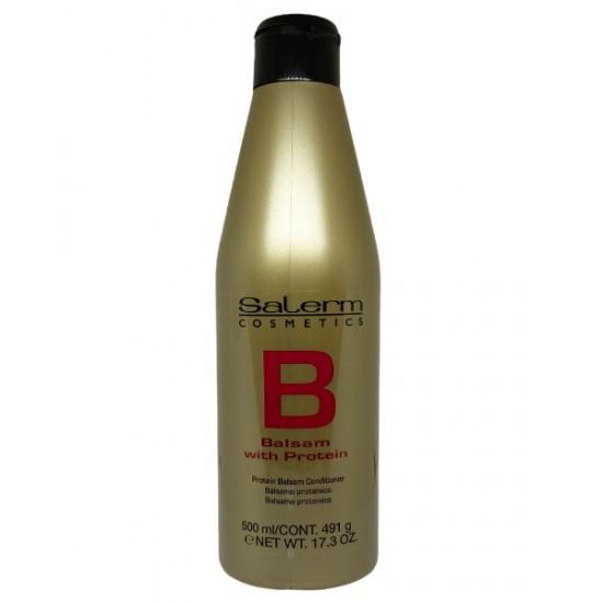 Salerm Protein Balsam Conditioner 17 Oz