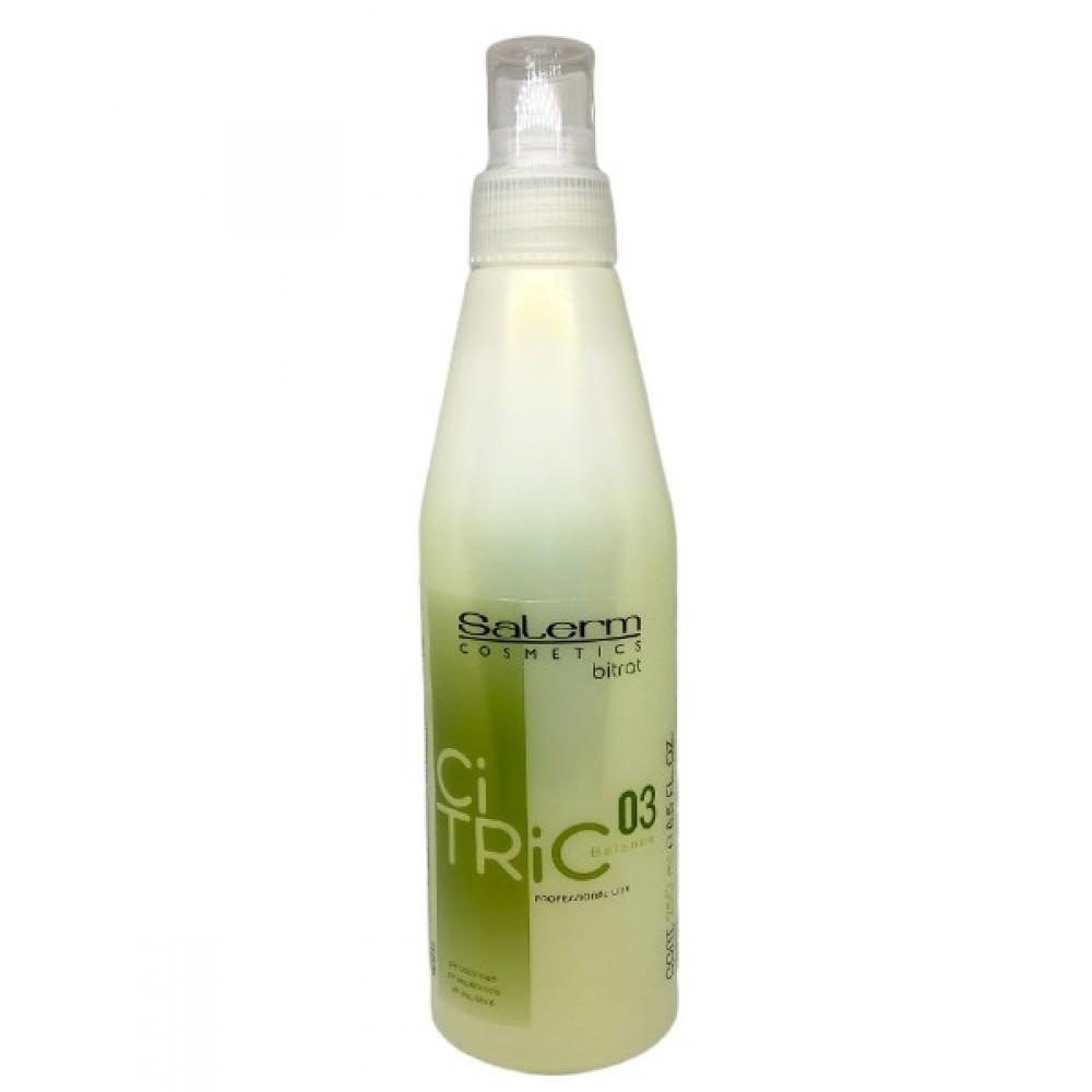 Salerm Citric 03 Finish Spray 8.5oz