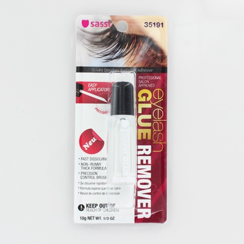 Sassi Eyelash Glue Remover 1/3oz 10g