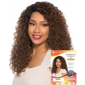 SENSATIONNEL EMPIRE SYNTHETIC LACE FRONT PARTING WIG HAND-TIED DEEP SADIE