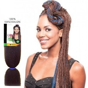 Bijoux Synthetic 100% Kanekalon Braids Ultra Soft Jumbo Braid