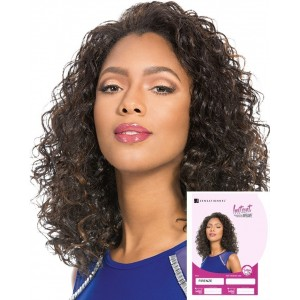 SENSATIONNEL SYNTHETIC INSTANT WEAVE HALF WIG FIRENZE
