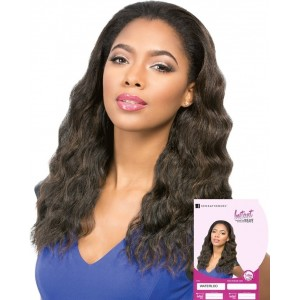 SENSATIONNEL SYNTHETIC INSTANT WEAVE HALF WIG WATERLOO