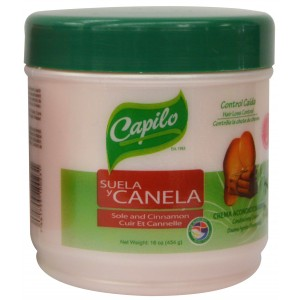 Suela Y Canela Hair Treatment 16oz