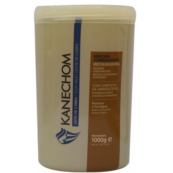 Kanechom Hair Treatment With Goat Milk 35.2 Oz