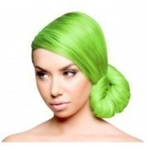 sparks long-lasting bright permanent hair color - sparks key lime