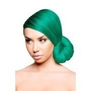 sparks long-lasting bright permanent hair color - sparks green lvy