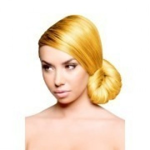 sparks long-lasting bright permanent hair color - sparks sunburst yellow