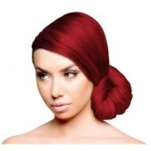 sparks long-lasting bright permanent hair color - sparks red velvet