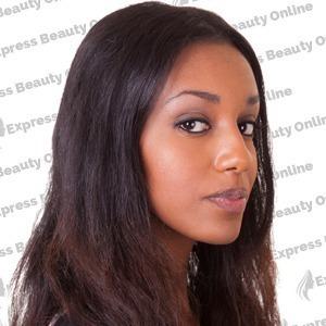 """14"""" tape in -20 pcs 100% human hair extensions  - dark brown(2)"""