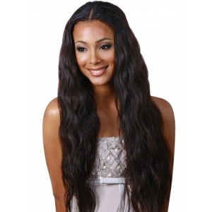 bobbi boss unprocessed brazilian  virgin remy human hair weave natural wave combo pack