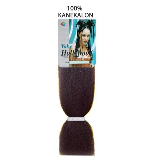 Royal Zury Synthetic 100% Kanekalon Braids Yaki Hollywood Braid