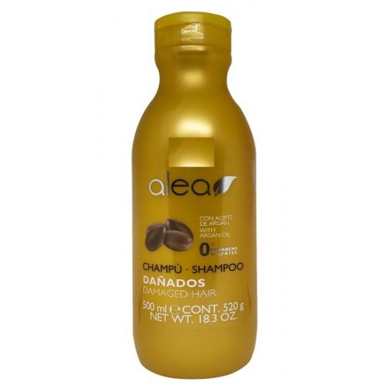 Alea Shampoo For Damaged Hair 18.3 Oz