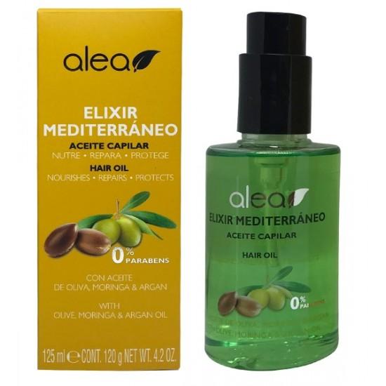 Alea Elixir Mediterraneo Aceite Capilar Hair Oil 4.2 Oz