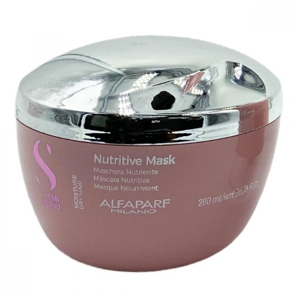 Alfaparf Semidelino Moisture Nutritive Mask 6.76 Oz