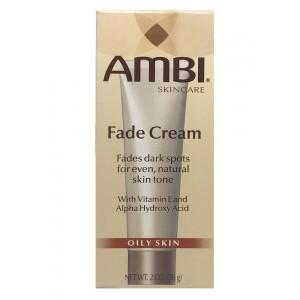 Ambi Skin Care Fade Cream Oily Skin 2 Oz