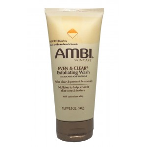 Ambi Skin Care Exfoliating Wash .5 Oz