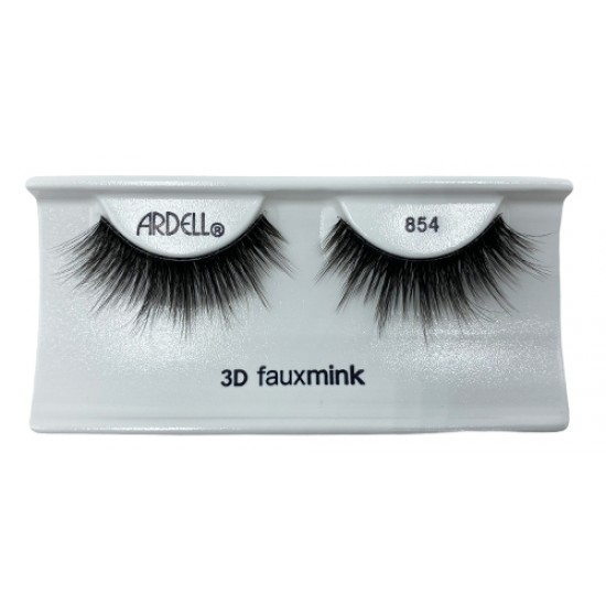 Ardell 3d Fauxmink Invisiband Lashes 854
