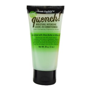 Aunt Jackie's Quench Moisture Intensive Leave In Conditioner 3 Oz