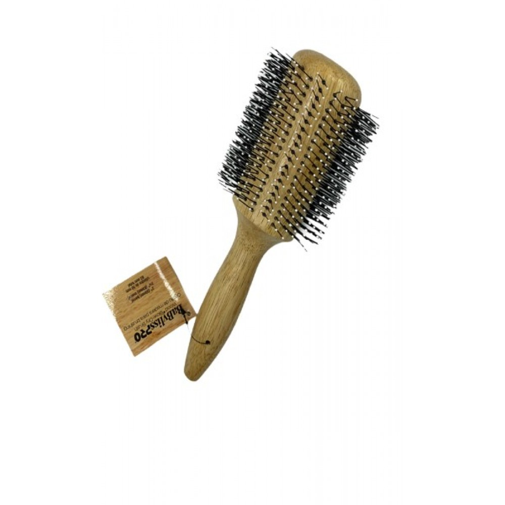 Babyliss Pro Wood Blow Dry  Hair Brush 2